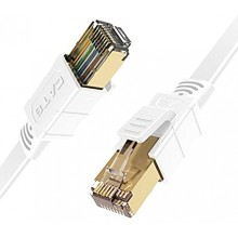 Cat8 flat patch cord