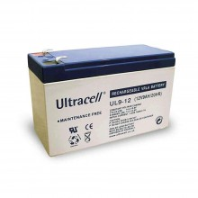 VRLA Battery ULTRACELL 12 V 7.2 Ah UL7.2-12
