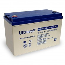 VRLA Battery ULTRACELL 12 V 100 Ah UL100-12