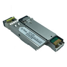 1.25G SFP Transceiver 1000Base-LC, 1310nm SMF, up to 20 km