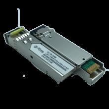 1.25G SFP Transceiver 1000Base-LC, 1310nm SMF, up to 20 km
